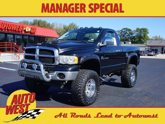 2005 Dodge Ram Pickup 1500 for sale at Autowest of GR in Grand Rapids MI