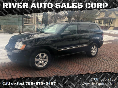2010 Jeep Grand Cherokee for sale at RIVER AUTO SALES CORP in Maywood IL