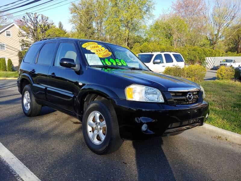 2006 Mazda Tribute for sale at Motor Pool Operations in Hainesport NJ