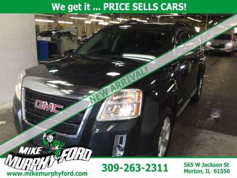 2014 GMC Terrain for sale at Mike Murphy Ford in Morton IL