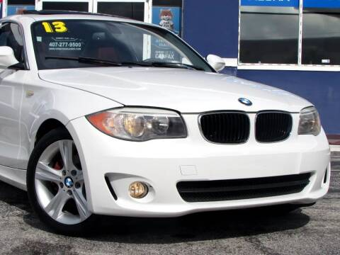 2013 BMW 1 Series for sale at Orlando Auto Connect in Orlando FL
