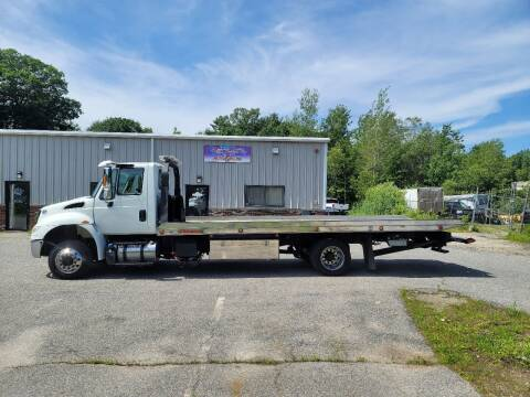 2018 International 4300 for sale at GRS Auto Sales and GRS Recovery in Hampstead NH