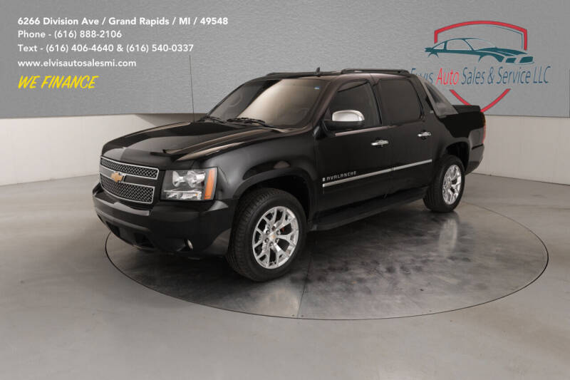 2009 Chevrolet Avalanche for sale at Elvis Auto Sales LLC in Grand Rapids MI
