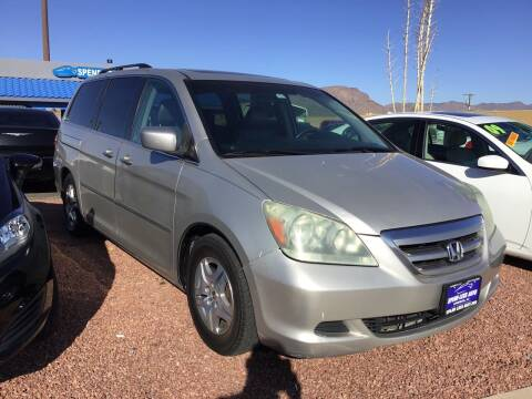 2006 Honda Odyssey for sale at SPEND-LESS AUTO in Kingman AZ