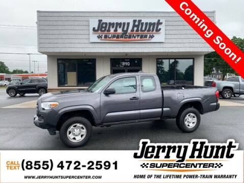 2018 Toyota Tacoma for sale at Jerry Hunt Supercenter in Lexington NC