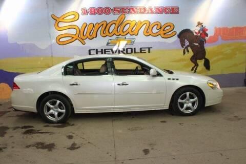 2010 Buick Lucerne for sale at Sundance Chevrolet in Grand Ledge MI