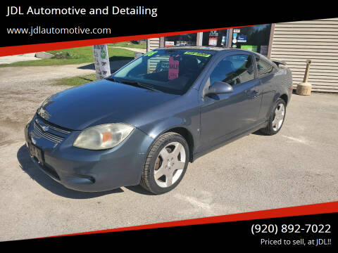 2008 Chevrolet Cobalt for sale at JDL Automotive and Detailing in Plymouth WI