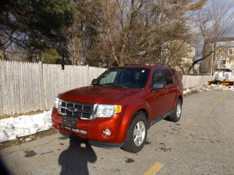 2012 Ford Escape for sale at Wayland Automotive in Wayland MA