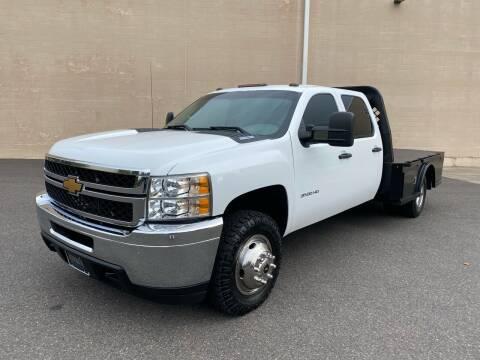 2014 Chevrolet Silverado 3500HD for sale at ELITE MOTORWORKS in Portland OR