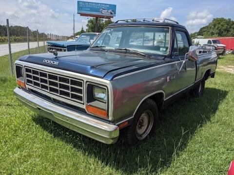 1984 Dodge RAM 150 for sale at Classic Cars of South Carolina in Gray Court SC