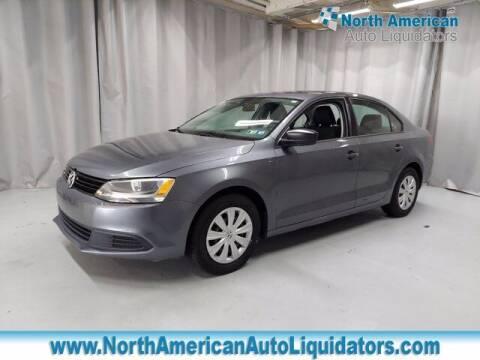 2014 Volkswagen Jetta for sale at North American Auto Liquidators in Essington PA