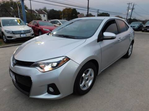 2016 Toyota Corolla for sale at AMD AUTO in San Antonio TX