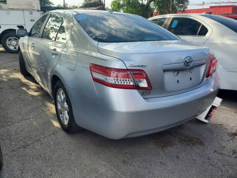 2011 Toyota Camry for sale at C.J. AUTO SALES llc. in San Antonio TX