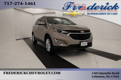 2018 Chevrolet Equinox for sale at Lancaster Pre-Owned in Lancaster PA