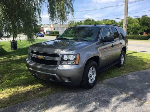 2007 Chevrolet Tahoe for sale at Lux Car Sales in South Easton MA