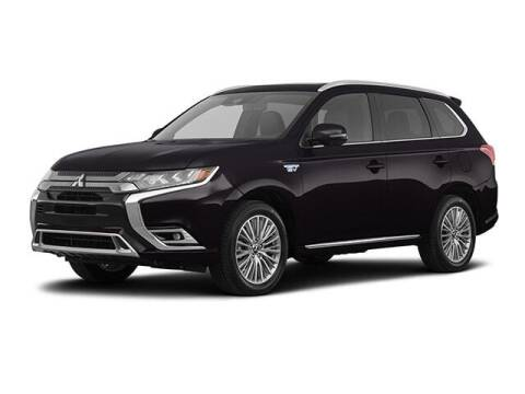 2020 Mitsubishi Outlander PHEV for sale at Midstate Auto Group in Auburn MA