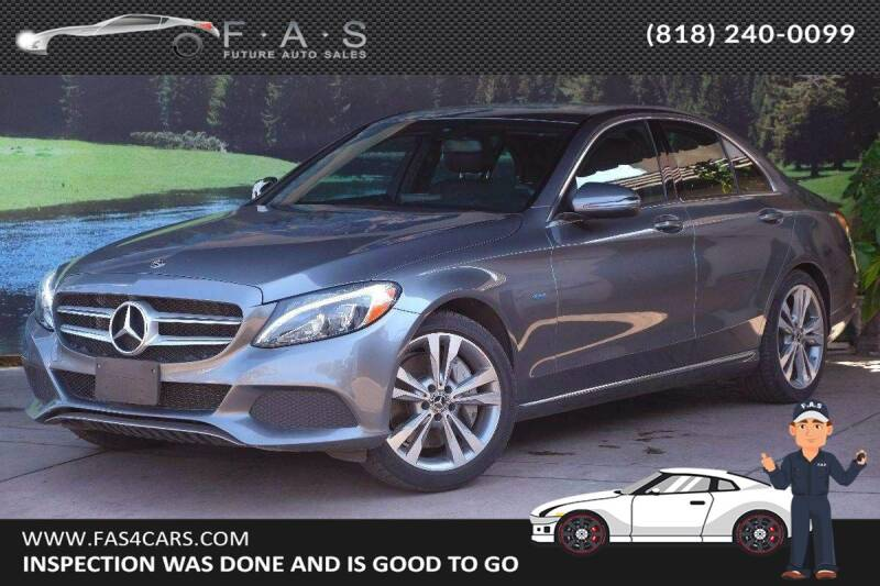 2018 Mercedes-Benz C-Class for sale at Best Car Buy in Glendale CA