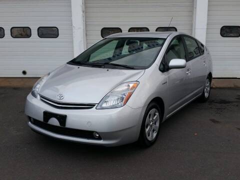 2008 Toyota Prius for sale at Action Automotive Inc in Berlin CT