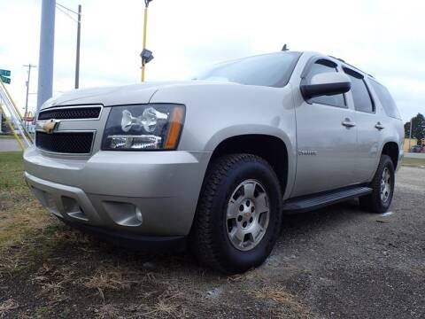 2009 Chevrolet Tahoe for sale at RPM AUTO SALES in Lansing MI