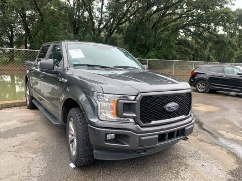 2018 Ford F-150 for sale at Allen Turner Hyundai in Pensacola FL