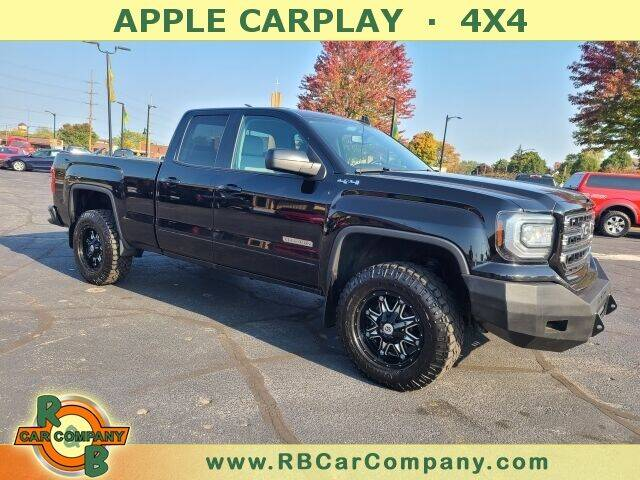 2018 GMC Sierra 1500 for sale at R & B Car Company in South Bend IN