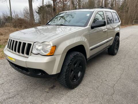 2009 Jeep Grand Cherokee for sale at Speed Auto Mall in Greensboro NC