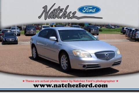 2010 Buick Lucerne for sale at Auto Group South - Natchez Ford Lincoln in Natchez MS