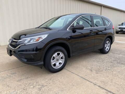 2016 Honda CR-V for sale at Freeman Motor Company in Lawrenceville VA