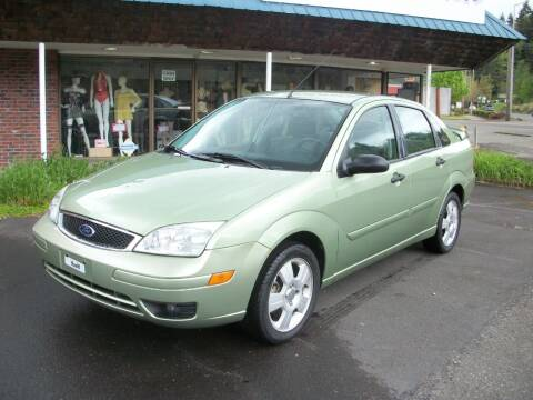 2007 Ford Focus for sale at Brinks Car Sales in Chehalis WA