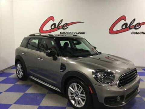 2020 MINI Countryman for sale at Cole Chevy Pre-Owned in Bluefield WV