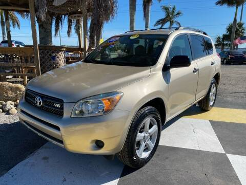 2007 Toyota RAV4 for sale at D&S Auto Sales, Inc in Melbourne FL