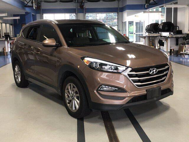 2017 Hyundai Tucson for sale at Simply Better Auto in Troy NY