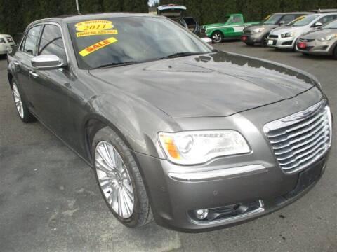 2011 Chrysler 300 for sale at GMA Of Everett in Everett WA
