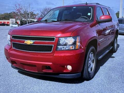 2013 Chevrolet Suburban for sale at Global Pre-Owned in Fayetteville GA