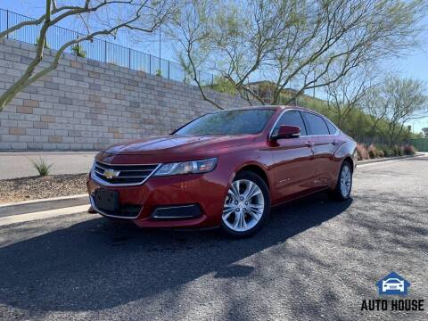 2014 Chevrolet Impala for sale at AUTO HOUSE TEMPE in Tempe AZ