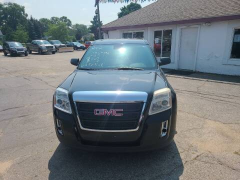 2012 GMC Terrain for sale at All State Auto Sales, INC in Kentwood MI