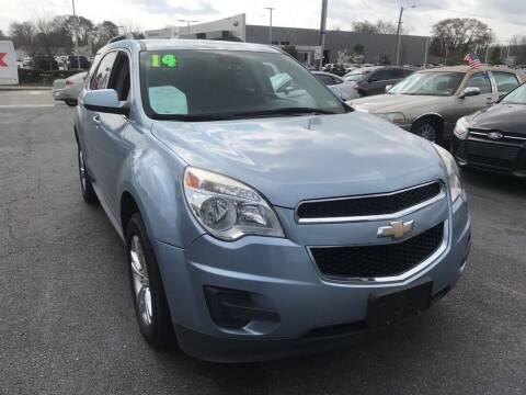 2014 Chevrolet Equinox for sale at Dad's Auto Sales in Newport News VA