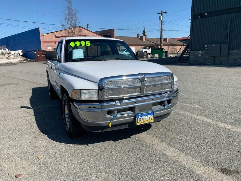 2001 Dodge Ram Pickup 1500 for sale at ALASKA PROFESSIONAL AUTO in Anchorage AK