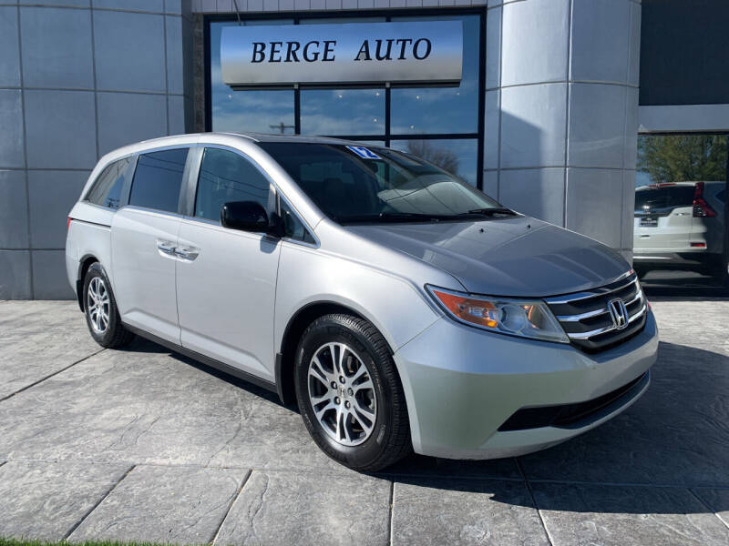 2012 Honda Odyssey for sale at Berge Auto in Orem UT