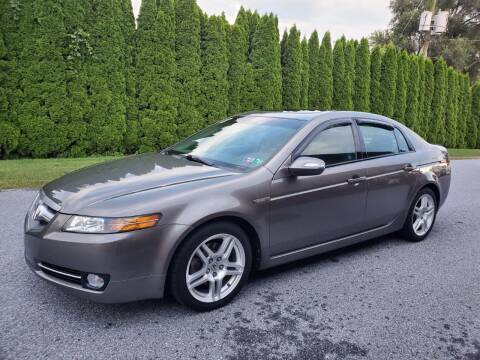 2007 Acura TL for sale at Kingdom Autohaus LLC in Landisville PA
