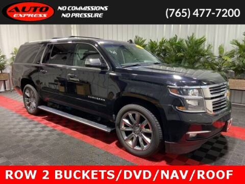 2016 Chevrolet Suburban for sale at Auto Express in Lafayette IN