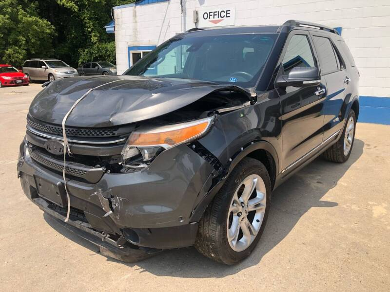 2015 Ford Explorer for sale at Don's Sport Cars in Hortonville WI