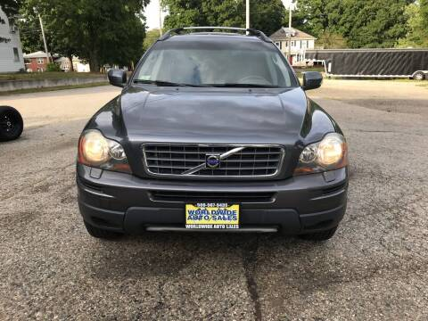 2008 Volvo XC90 for sale at Worldwide Auto Sales in Fall River MA