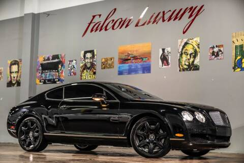 2007 Bentley Continental for sale at FALCON AUTO BROKERS LLC in Orlando FL