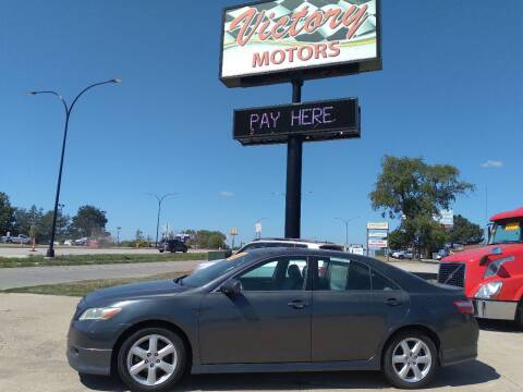 2007 Toyota Camry for sale at Victory Motors in Waterloo IA