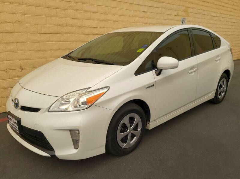 2012 Toyota Prius for sale at Cars To Go in Sacramento CA