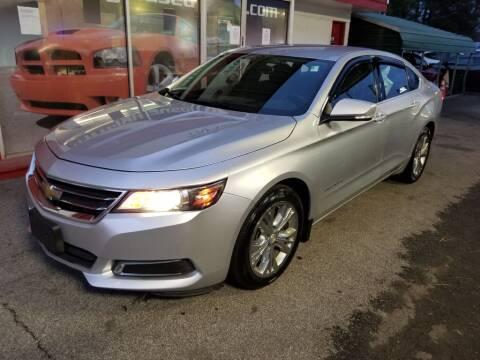 2014 Chevrolet Impala for sale at Jays Used Car LLC in Tucker GA