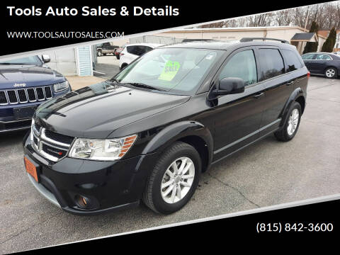 2016 Dodge Journey for sale at Tools Auto Sales & Details in Pontiac IL