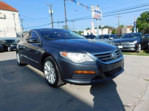 2012 Volkswagen CC for sale at AMD AUTO in San Antonio TX