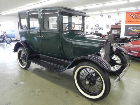 1927 Ford Model T for sale at 121 Motorsports in Mount Zion IL